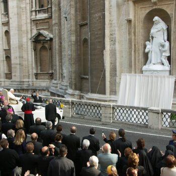 Benedizione della Statua di Santa Teresa Jurnet Ibars