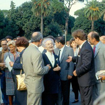 Esposizione al Pincio /Exhibition at the Pincio