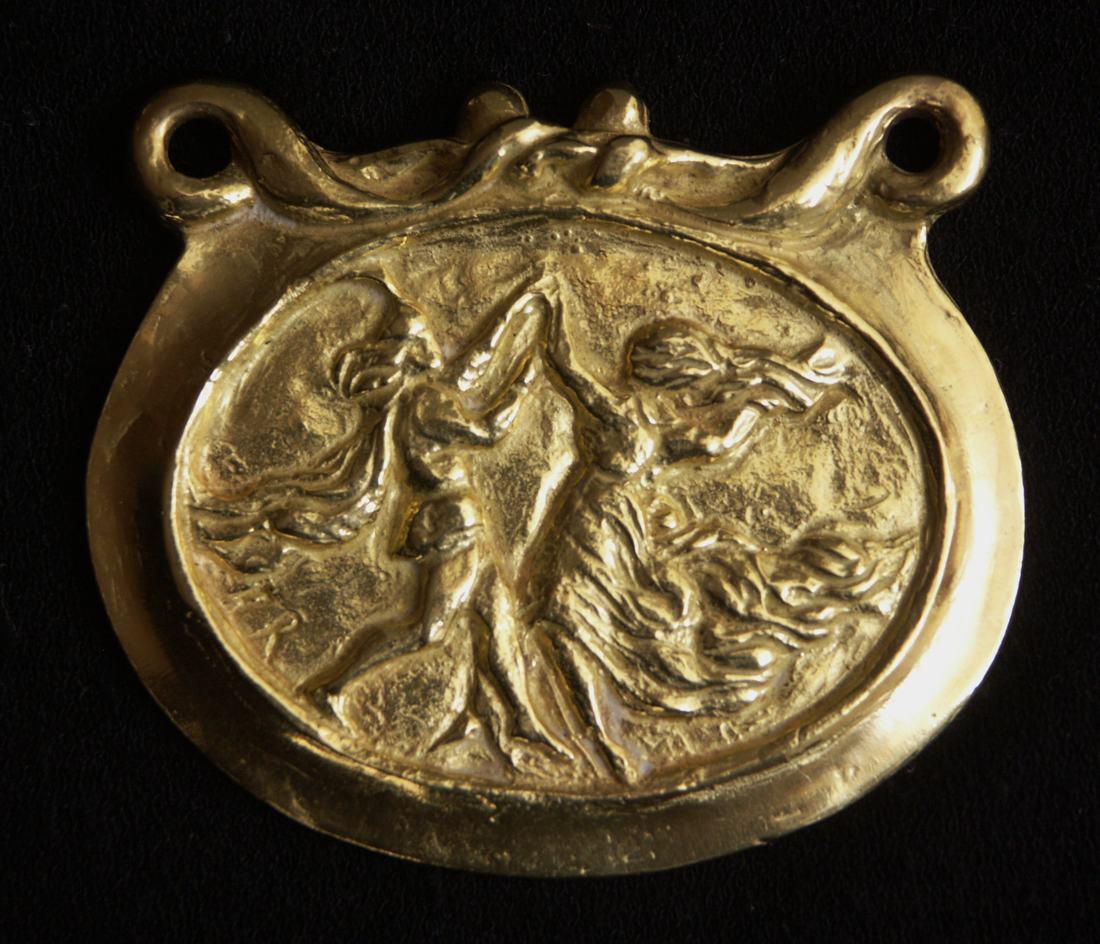 Gioielli in una sola raccolta - Primovere oro