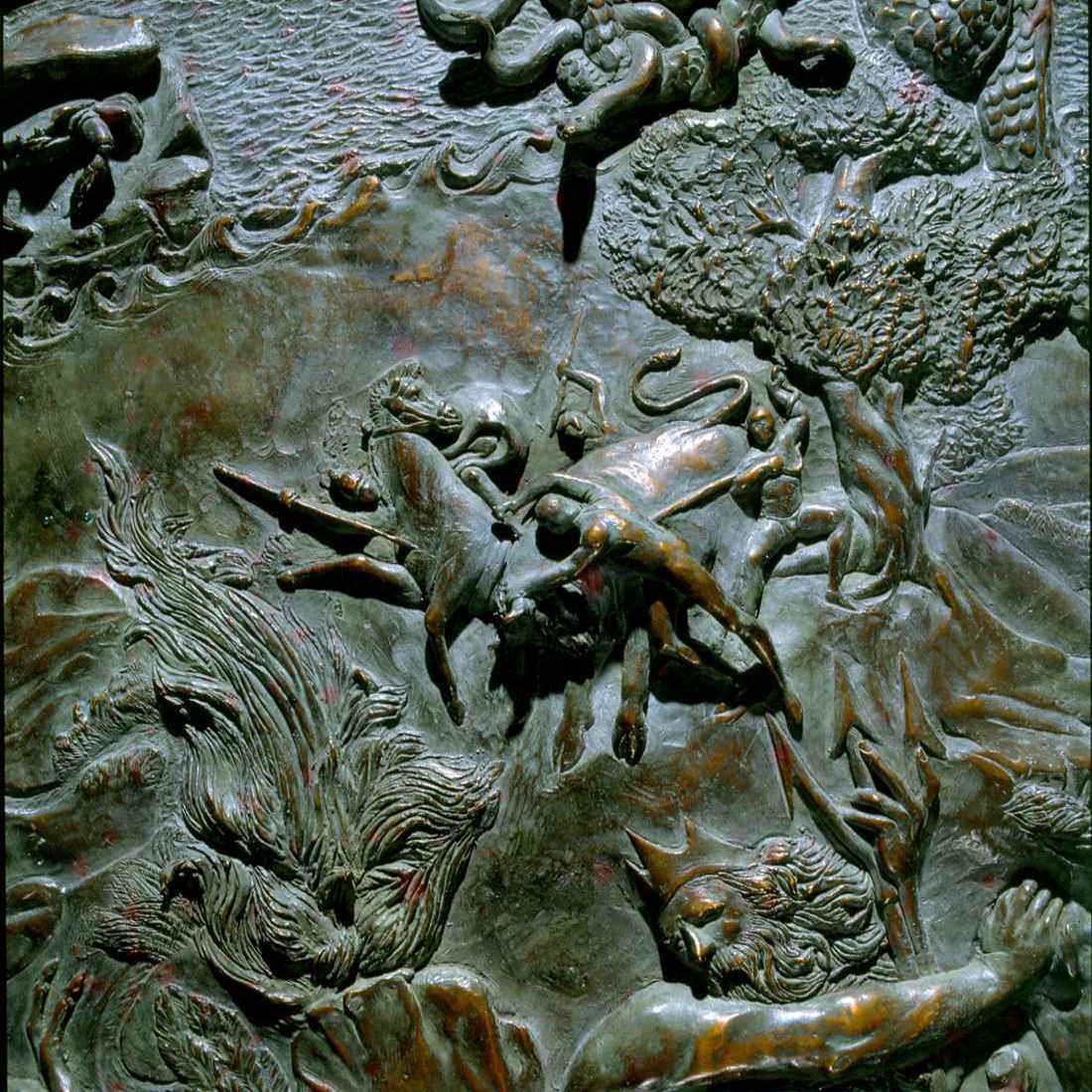 imboscata - Lo Scudo di Achille Alessandro Romano