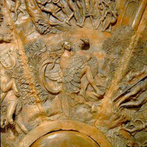 Leda - Lo Scudo di Achille Alessandro Romano