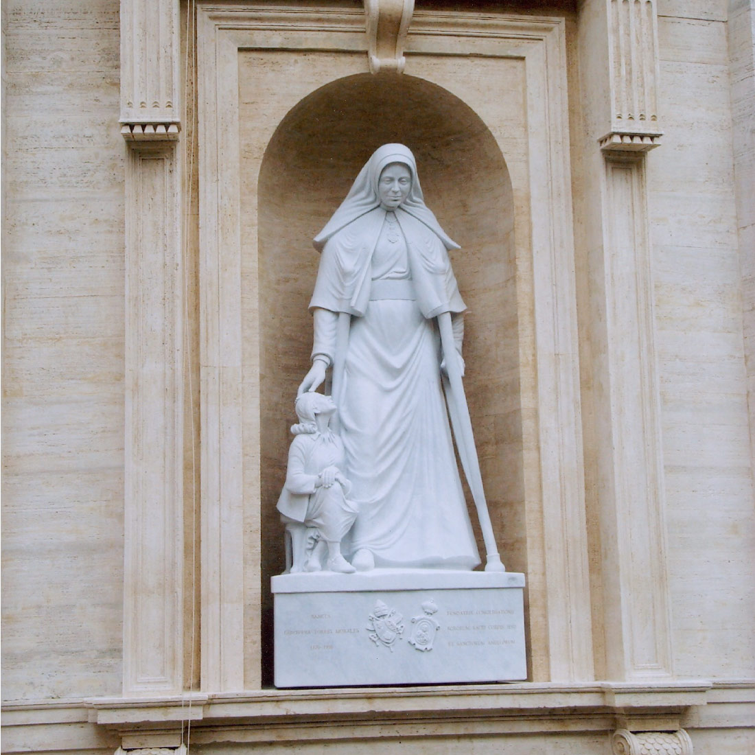 Saint Genoveffa Torres Morales