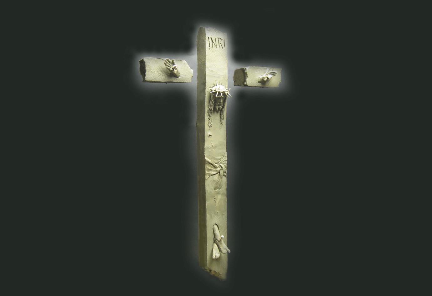 La Croce Spezzata di Alessandro Romano