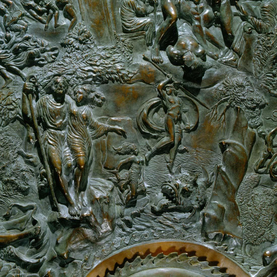 Andromeda - Lo Scudo di Achille Alessandro Romano