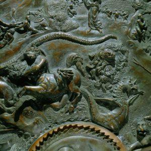Chirone - Centauro - Lo Scudo di Achille Alessandro Romano