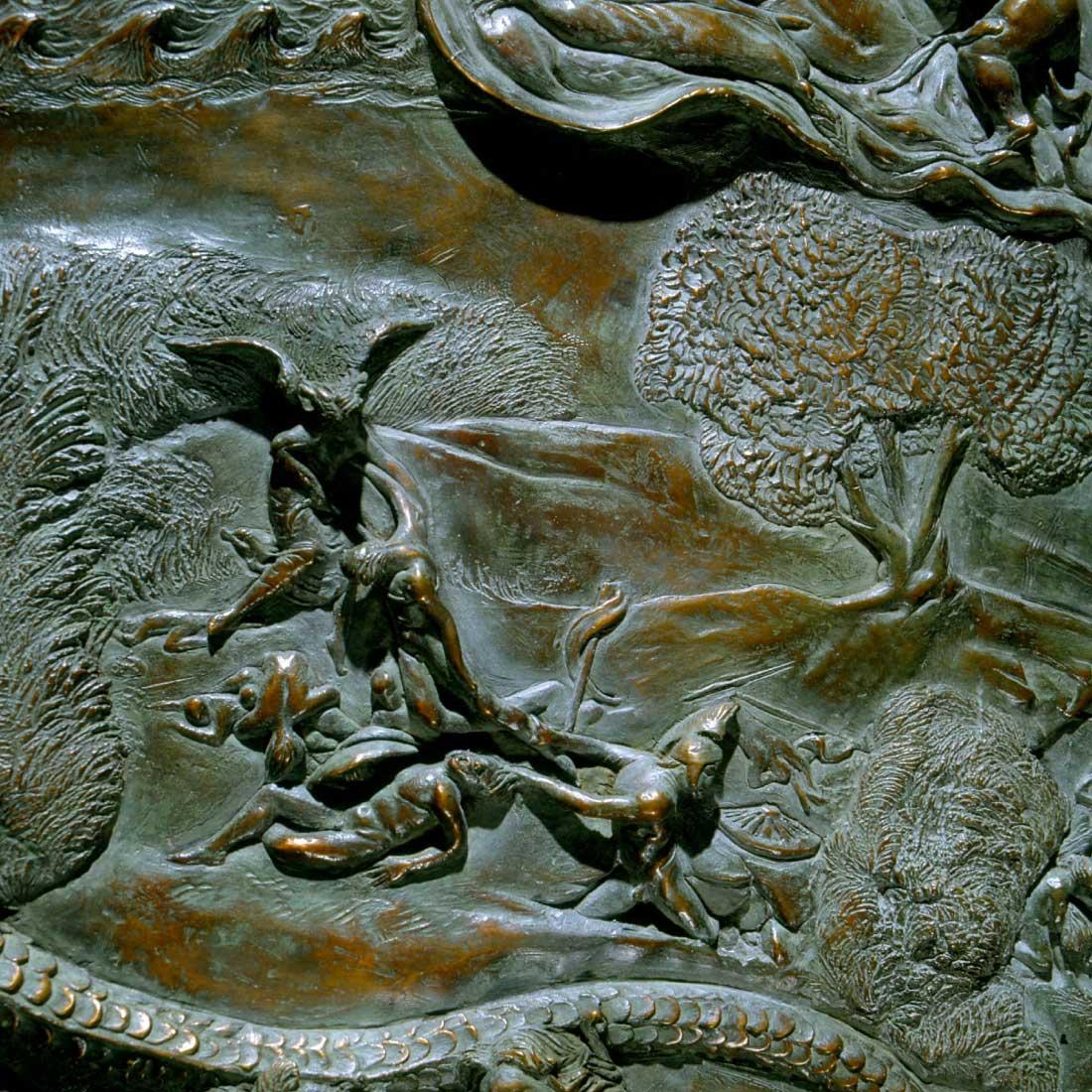 Disputa dei morenti - Lo Scudo di Achille Alessandro Romano